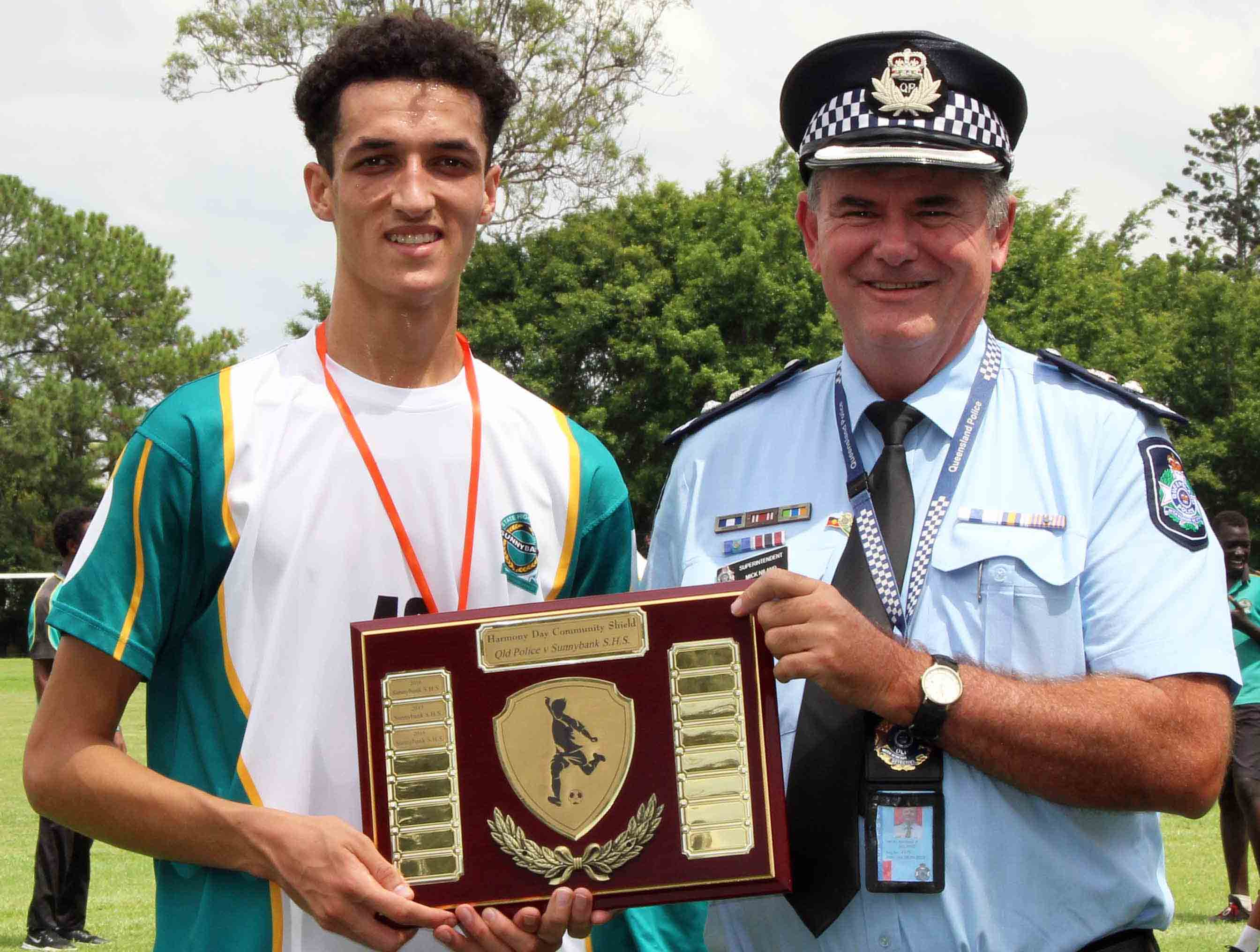 Sunnybank SHS Strikers Defend Title