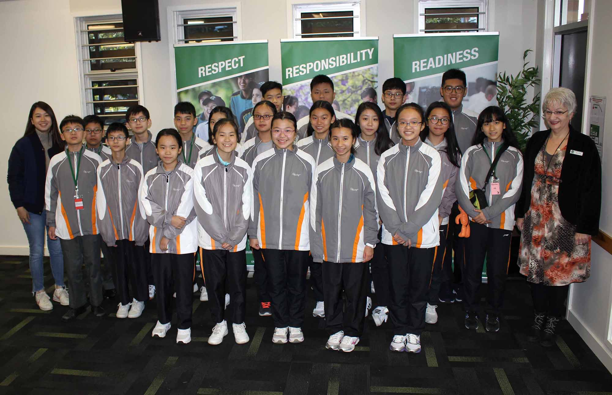 Sunnybank SHS welcomes GT College