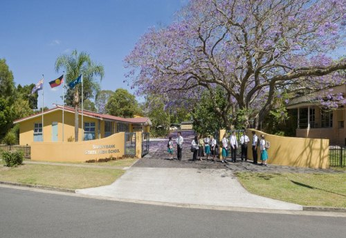 Sunnybank State High School not listed for closure